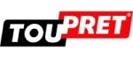 Toupret-logo